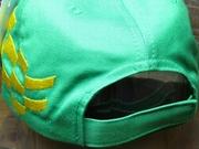 ジャスティン ベースボールキャップ Green-写真3