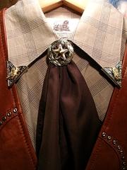 Cowboy Scarf Tie-写真