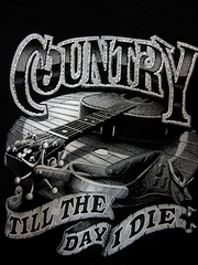 Country Till The Day I Die-写真2