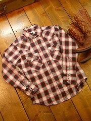 Shadow Plaid Shirt