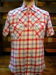 Rame Check Shirt