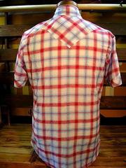 Rame Check Shirt-写真2