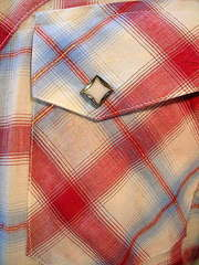 Rame Check Shirt-写真4