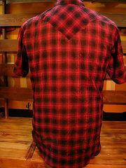 Shadow Plaid Shirt-写真2