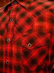 Shadow Plaid Shirt-写真3