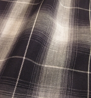 Gray Check Shirt-写真5