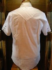 White Cotton Linen-写真2