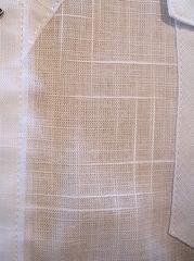 White Cotton Linen-写真4
