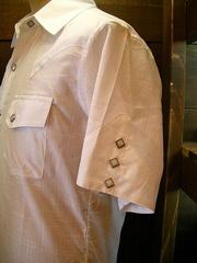 White Cotton Linen-写真3