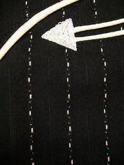 ヴィンテージ ストライプ ウエスタンシャツ-写真4