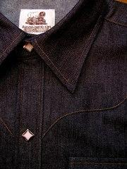 Denim WesternShirt-写真4