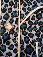 Leopard print Shirt-写真4