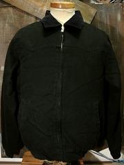キャンバスジャケット(Black)