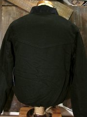 キャンバスジャケット(Black)-写真2