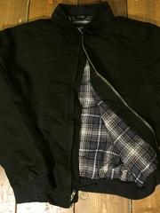 キャンバスジャケット(Black)-写真5