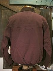 キャンバスジャケット(Chocolate)-写真2