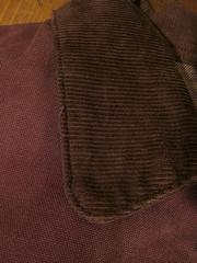キャンバスジャケット(Chocolate)-写真3