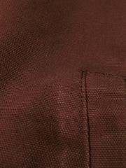 キャンバスジャケット(Chocolate)-写真4