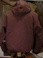 フード付キャンバスジャケット-写真2