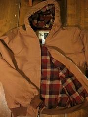 フード付キャンバスジャケット-写真4
